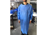 Mavi cerrahi önluk