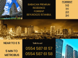 0+1 For Rent in Babacan Premium Tower  0090 5545876161