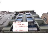 istanbul Bahçelievler hürriyet mah de satılık 185 m² -5+1- sıfır Dubleks kat daire