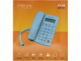 PRIVE YT-03 Masa Üstü Telefon